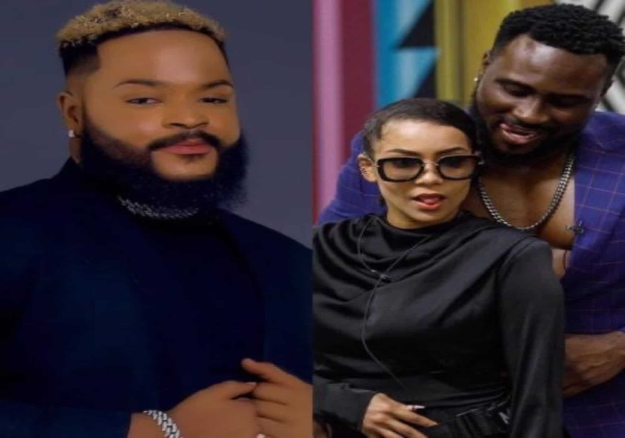 Whitemoney Reveals To Big Brother What Maria & Pere Have Been Doing To Him Since The Nomination