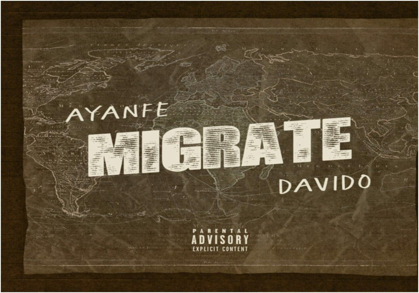 Ayanfe & Davido – Migrate