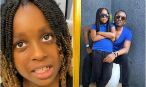 Bovi makes her daughter cry uncontrollably