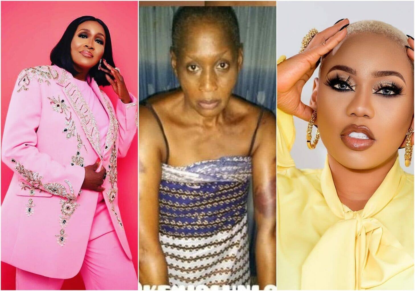 'You changed my life' - Kemi Olulonyo showers prayer on Toyin Lawani