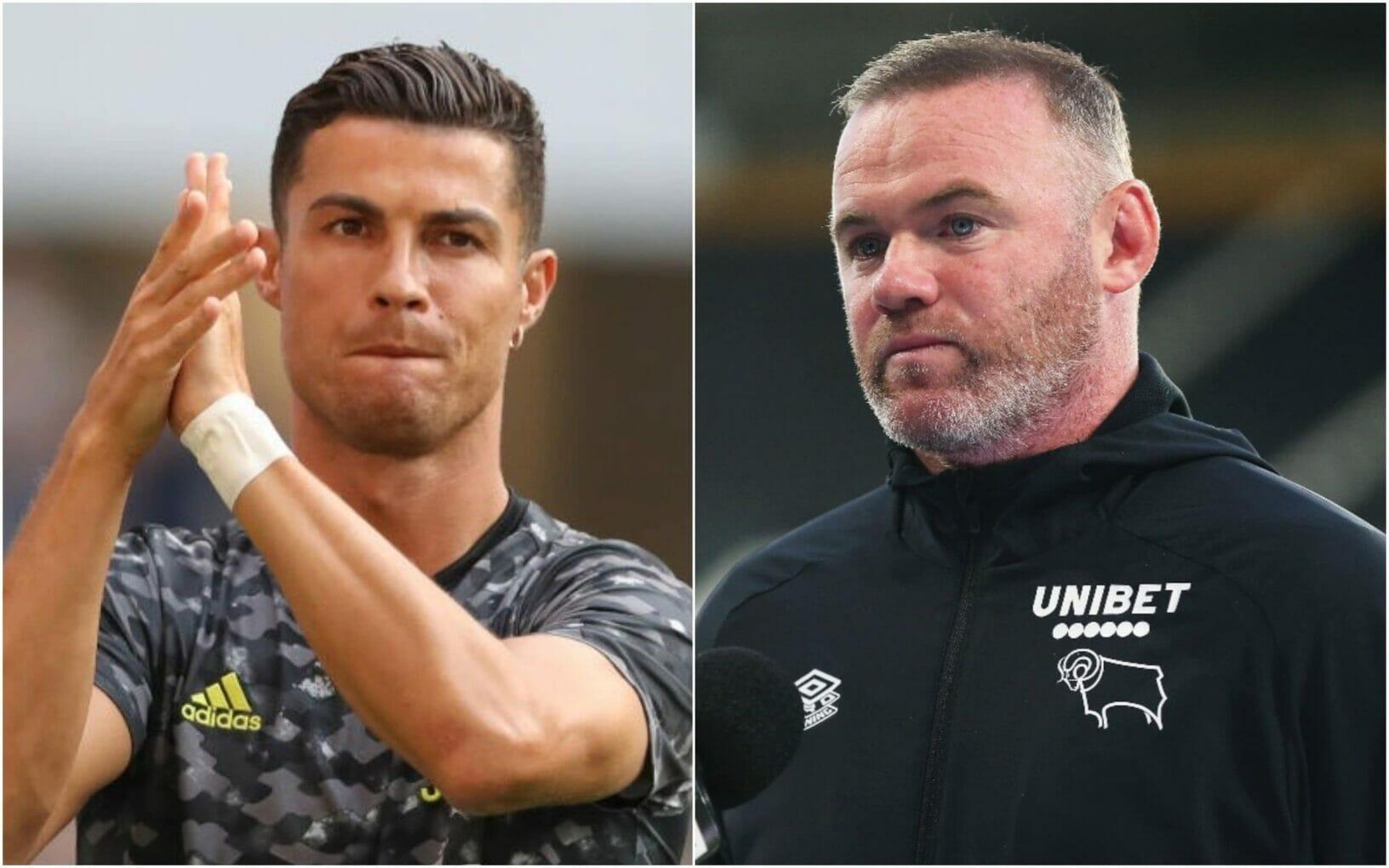 Cristiano-Ronaldo-and-Wayne-Rooney