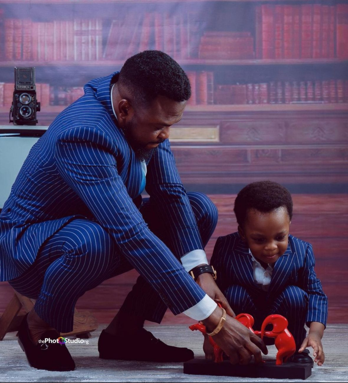 Toyin Abraham blesses the internet, shares more photos of Ire on 2nd birthday