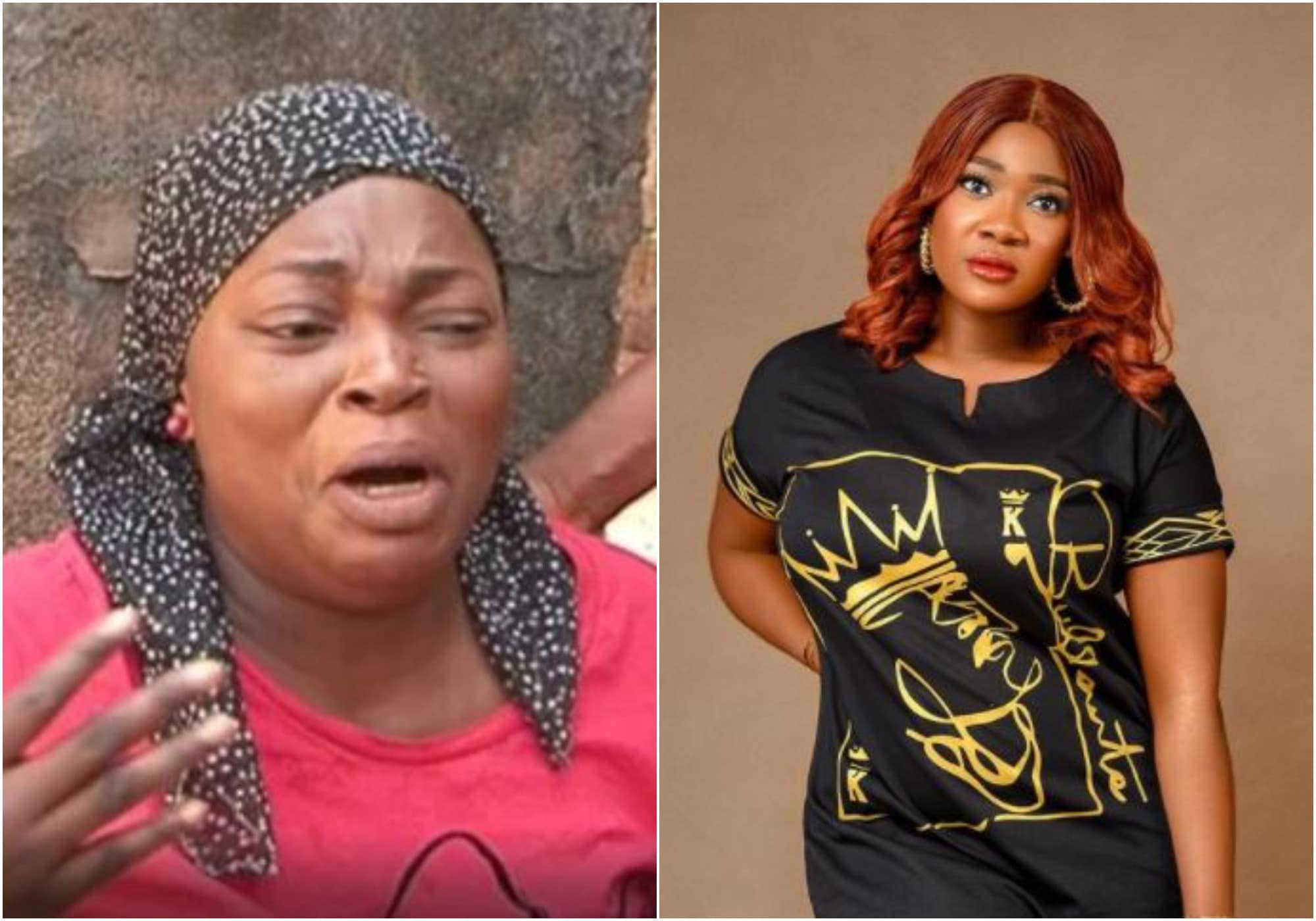 Funke Akindele gets emotional on 44th birthday