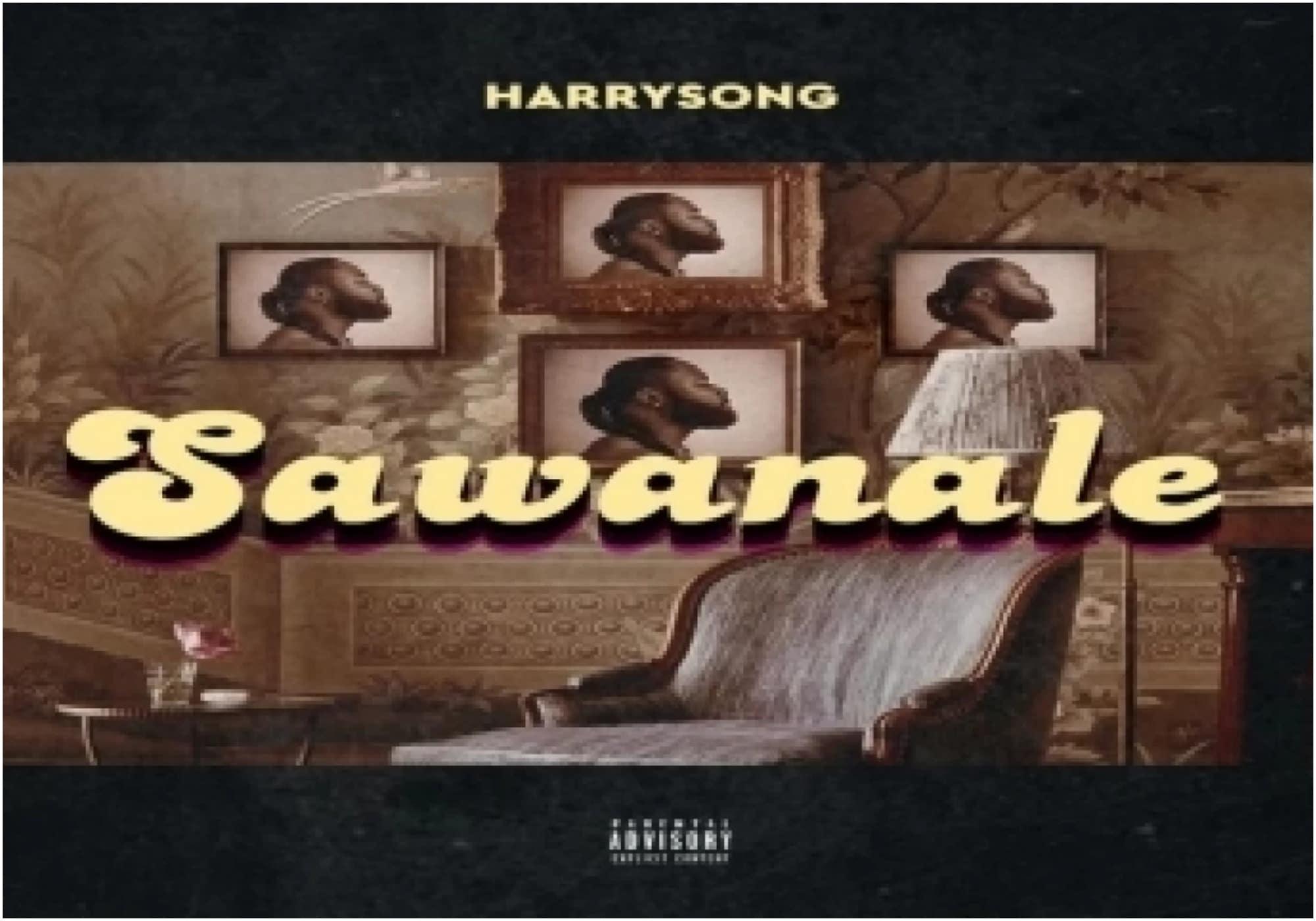 Harrysong - Sawanle.