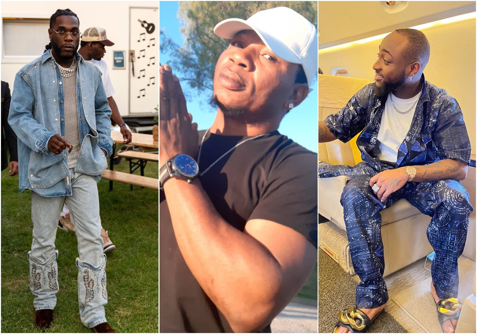 Reactions as popular Nigerian rapper cries for help