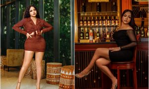 Reactions as Nengi shades haters with her new post