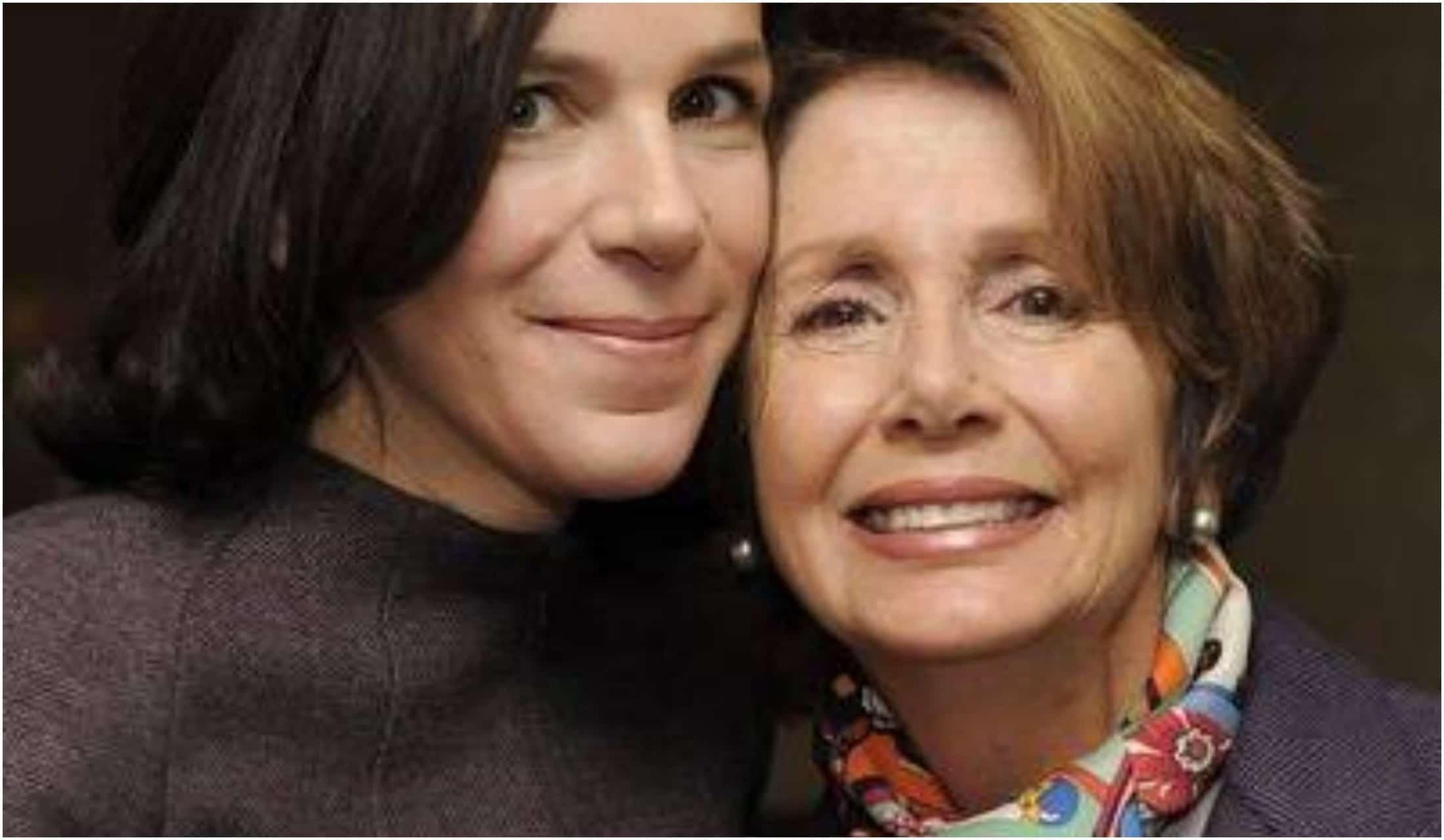 Jacqueline Pelosi's biography, net worth