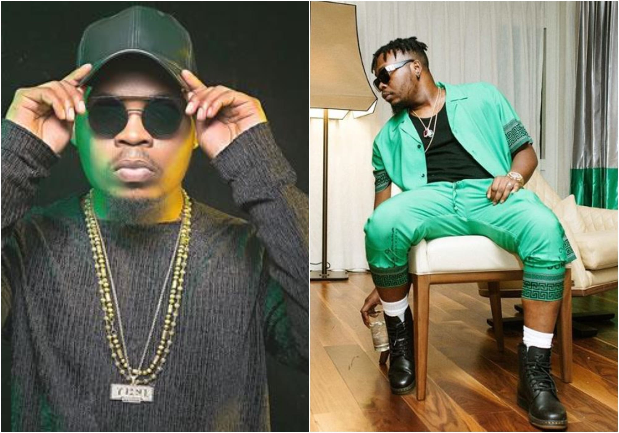'Show of humility' - Olamide Bado pays respect to K1 De Ultimate