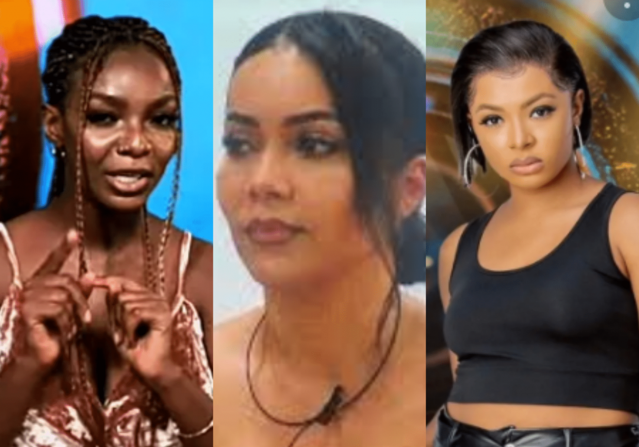 Maria, Peace and liquorose banned from HOH room