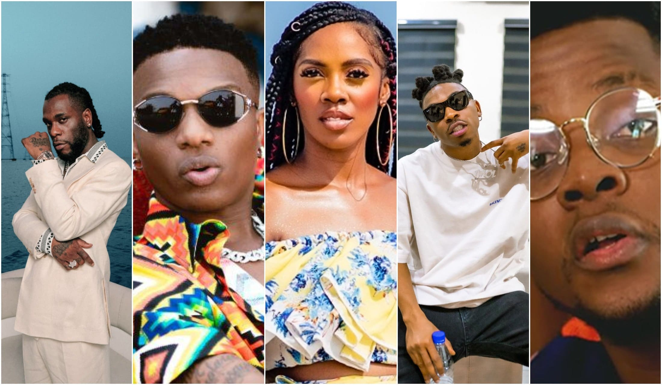 Nigerian songs of the month (August) 2021