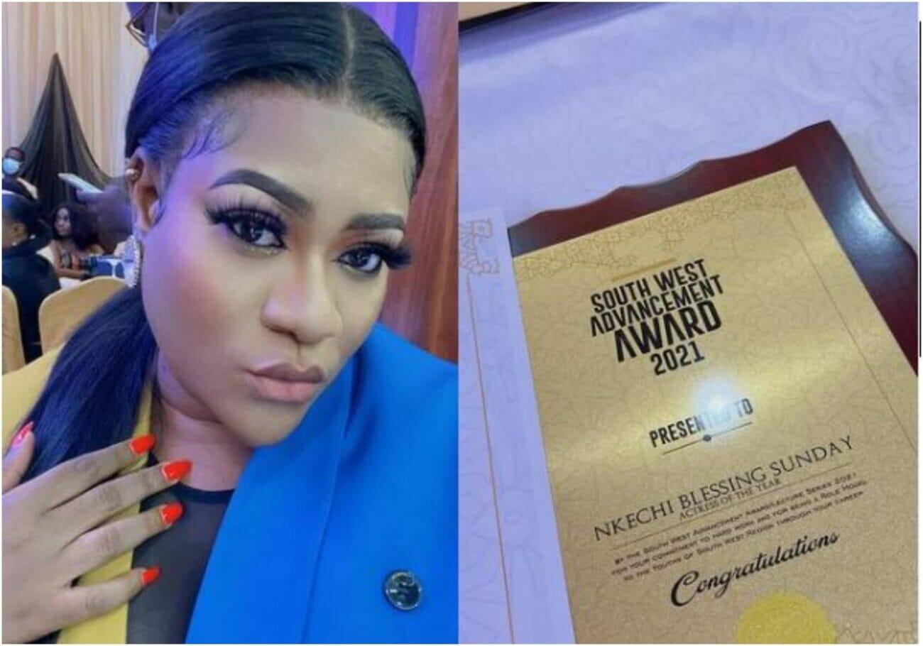 Nkechi Blessing Award