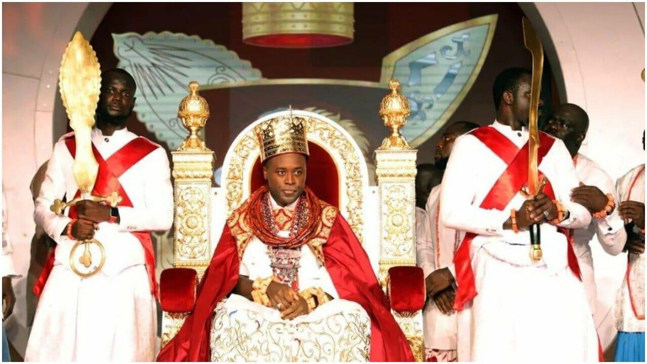 Olu of Warri biography, coronation, net worth