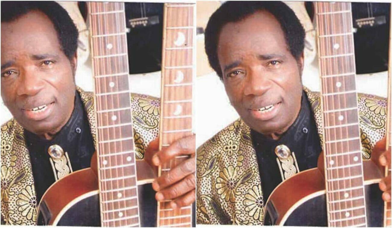 Victor Uwaifo's Biography net worth,