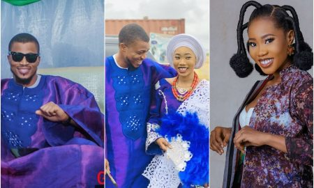 Our love is forever - Reactions as Lizzy Jay's Nollywood lover spills