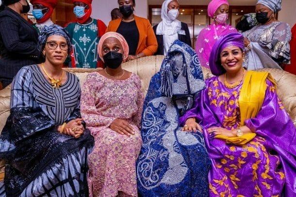 Yusuf's new wife, Zahra.