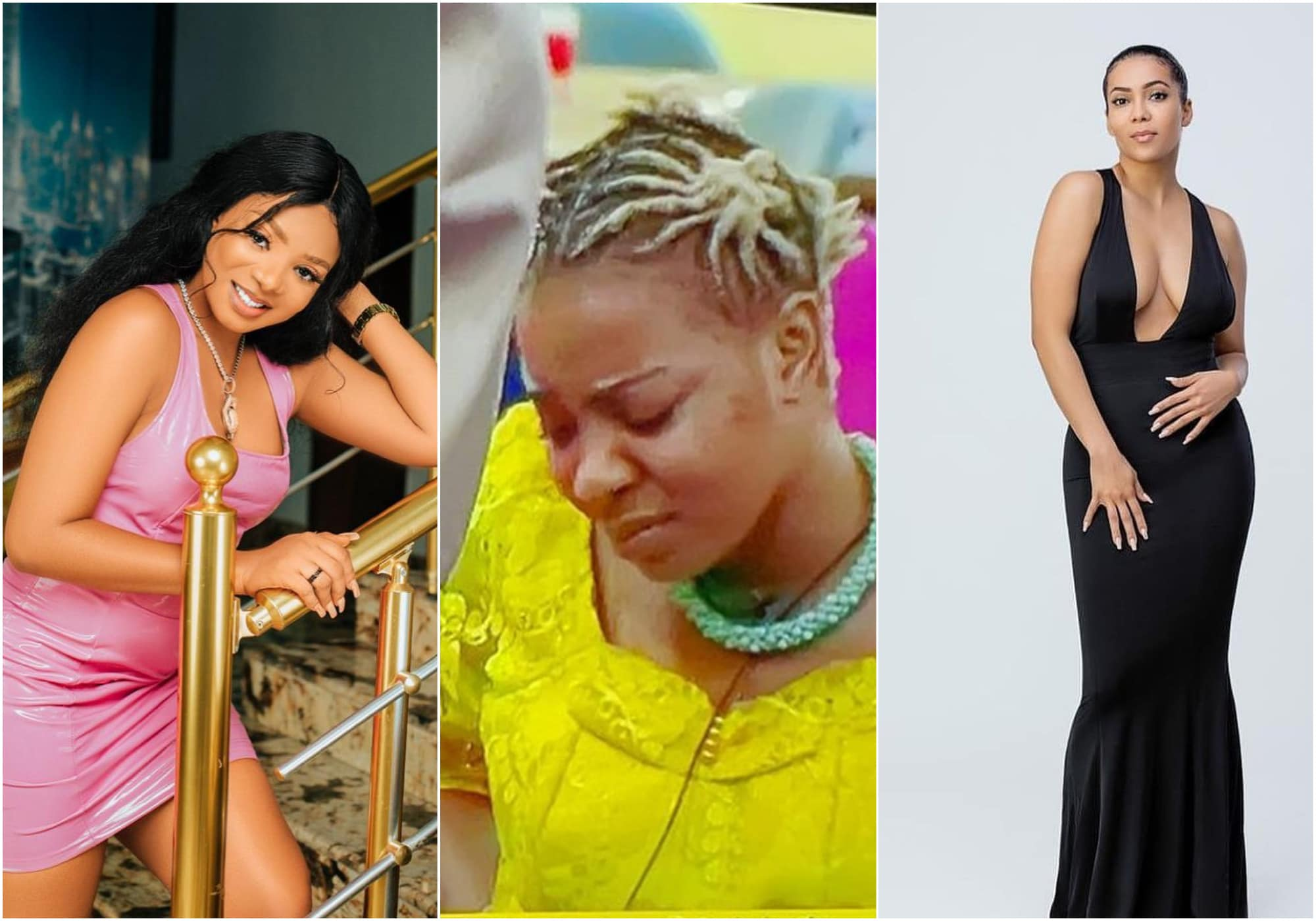 'I regret not knowing Maria' - Queen cries out hours after Maria's eviction
