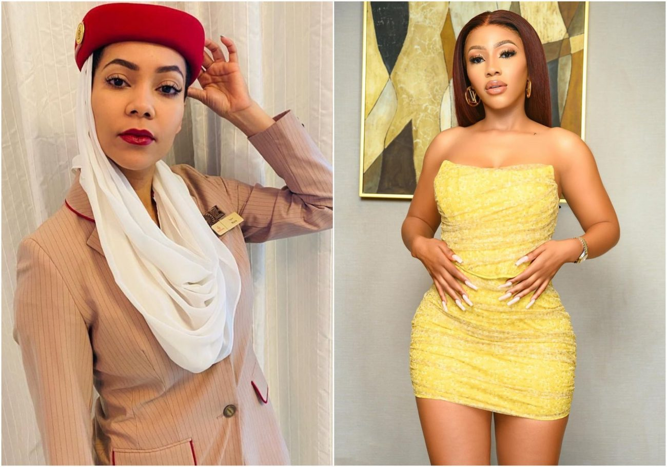 Mercy Eke's fans reject her favourite housemate