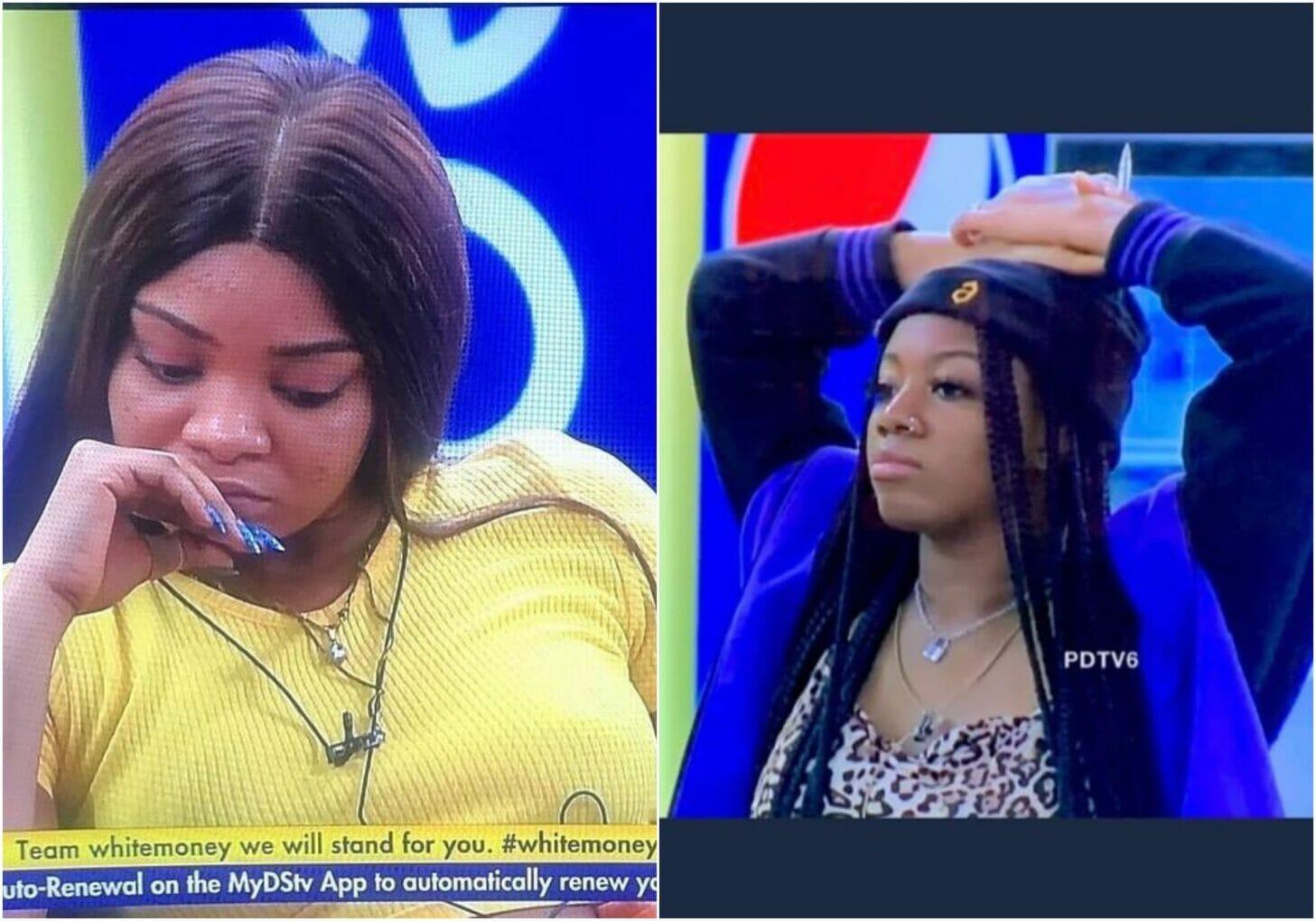 pite a sluggish start, the Big Brother Naija, Shine Ya Eye, is getting spiced up with dramas among the housemates.