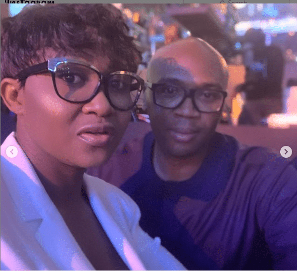 Actress Mary Njoku and her husband celebrate 9 years of tying the knot