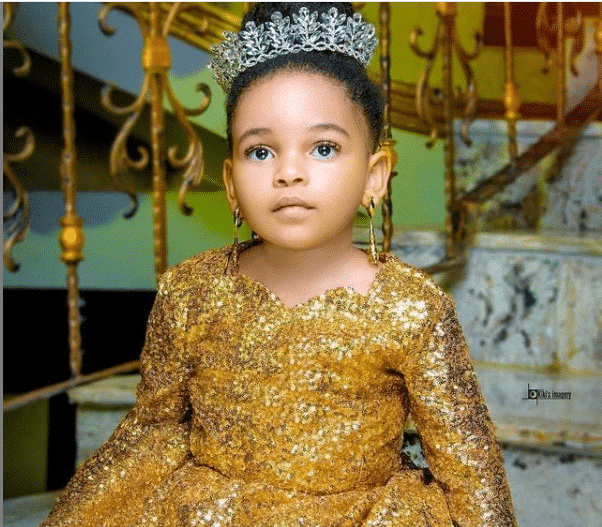 Actress Queen Nwokoye
