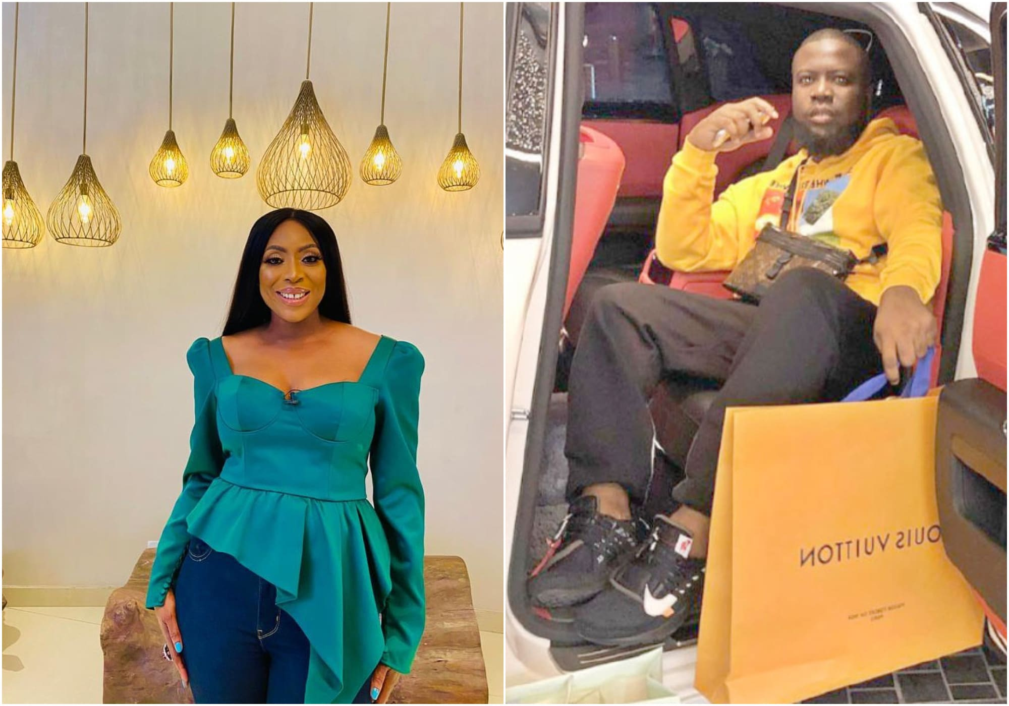 Reactions as Mo Abudu set to create action thriller about Hushpuppi