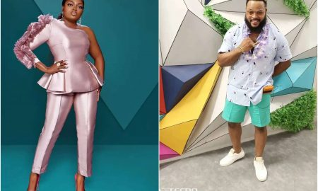 'We are blessed to have you' - Whitemoney writes to celebrate Funke Akindele's birthday