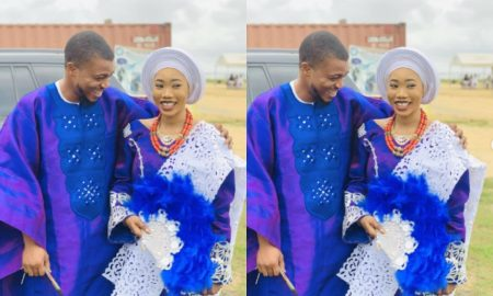 Nollywood stars react as Lizzy Jay set to tie the knot with Nollywood lover