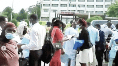 Nigerian doctors apply to work in saudi arabia