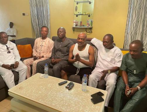 Olaiya Igwe's health
