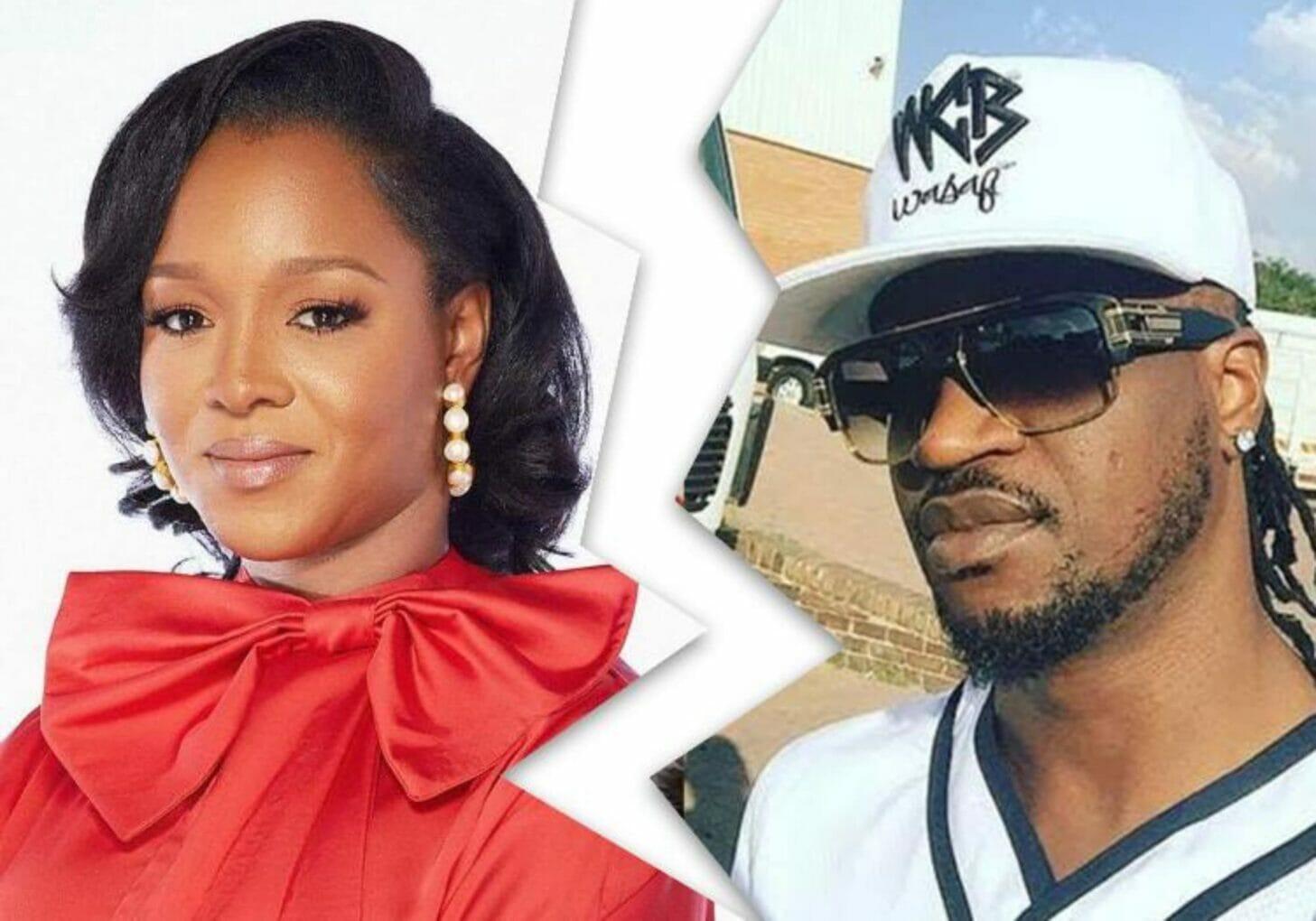 Paul Okoye and Anita's marriage crash over infidelity - KFN