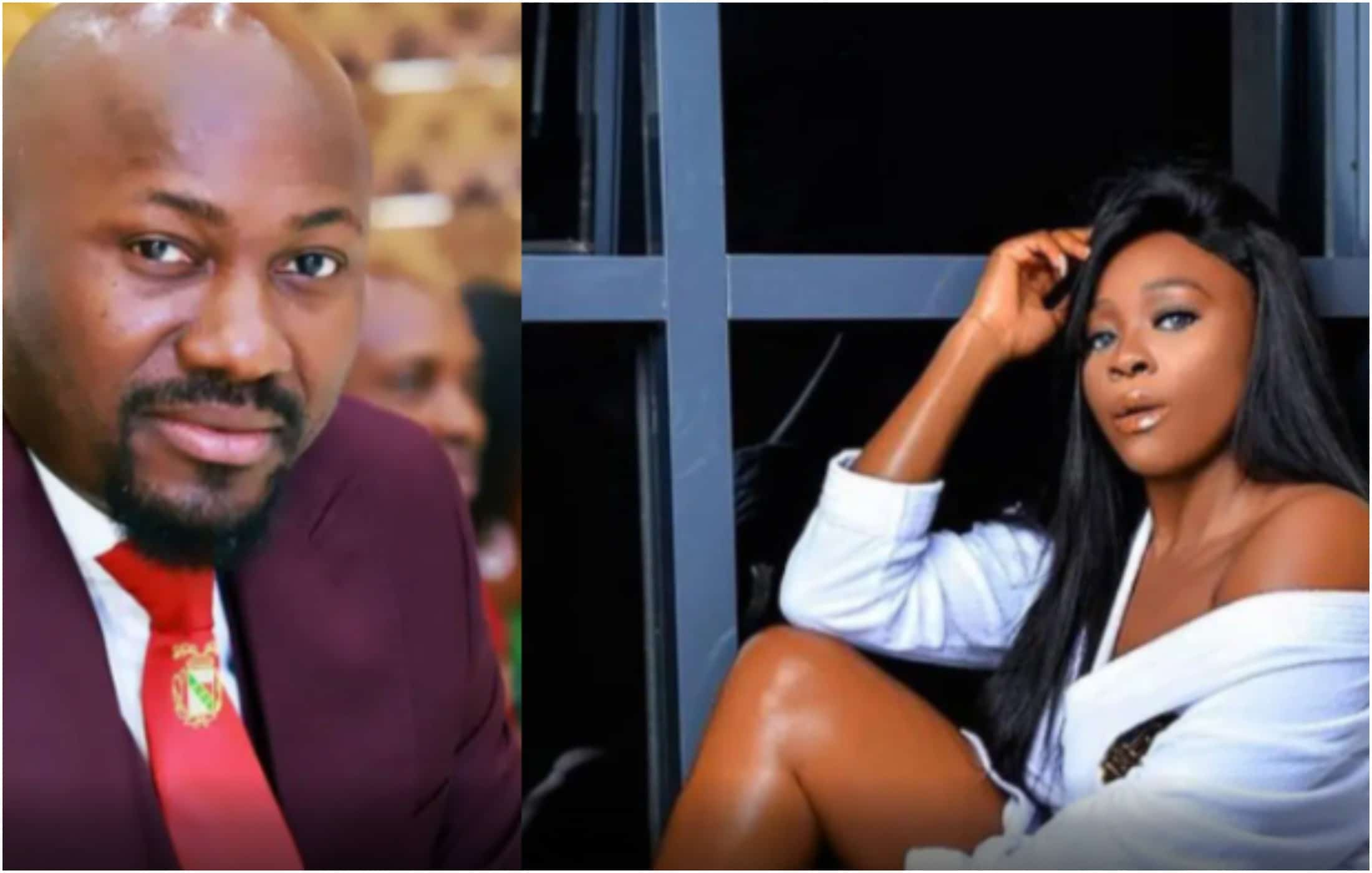 suleman and chioma scandal