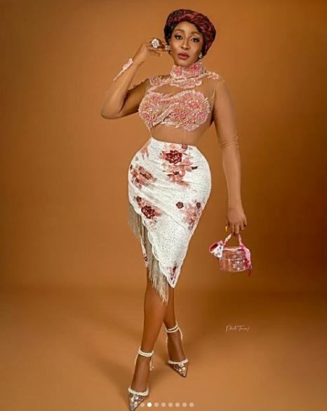 Debola Williams and Kehinde's wedding