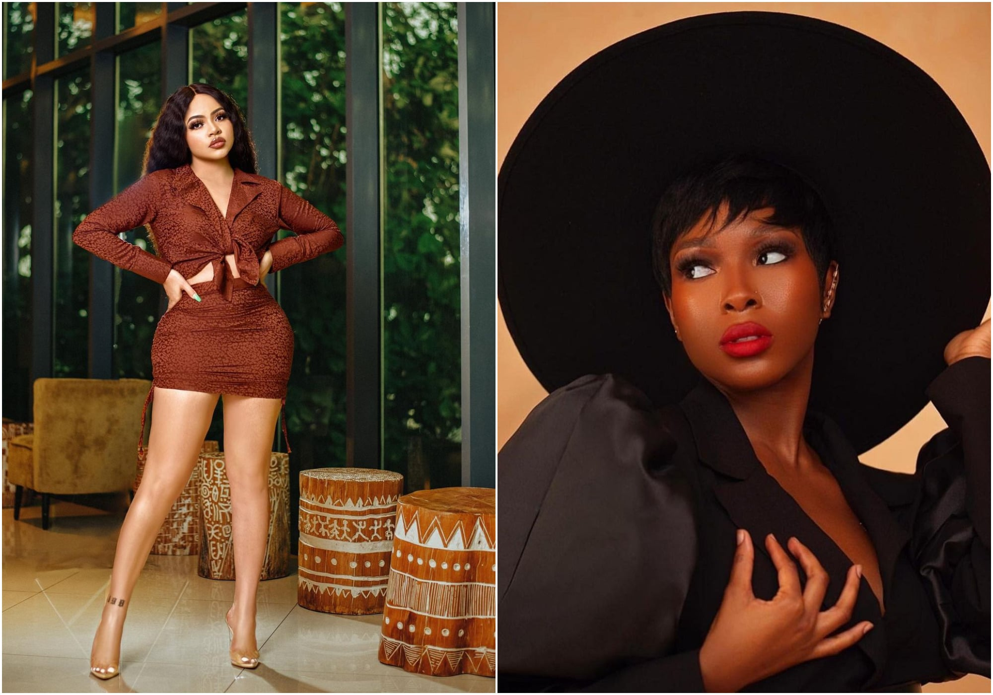 'Thank you for your beautiful friendship' - Nengi pens lovely message to Vee