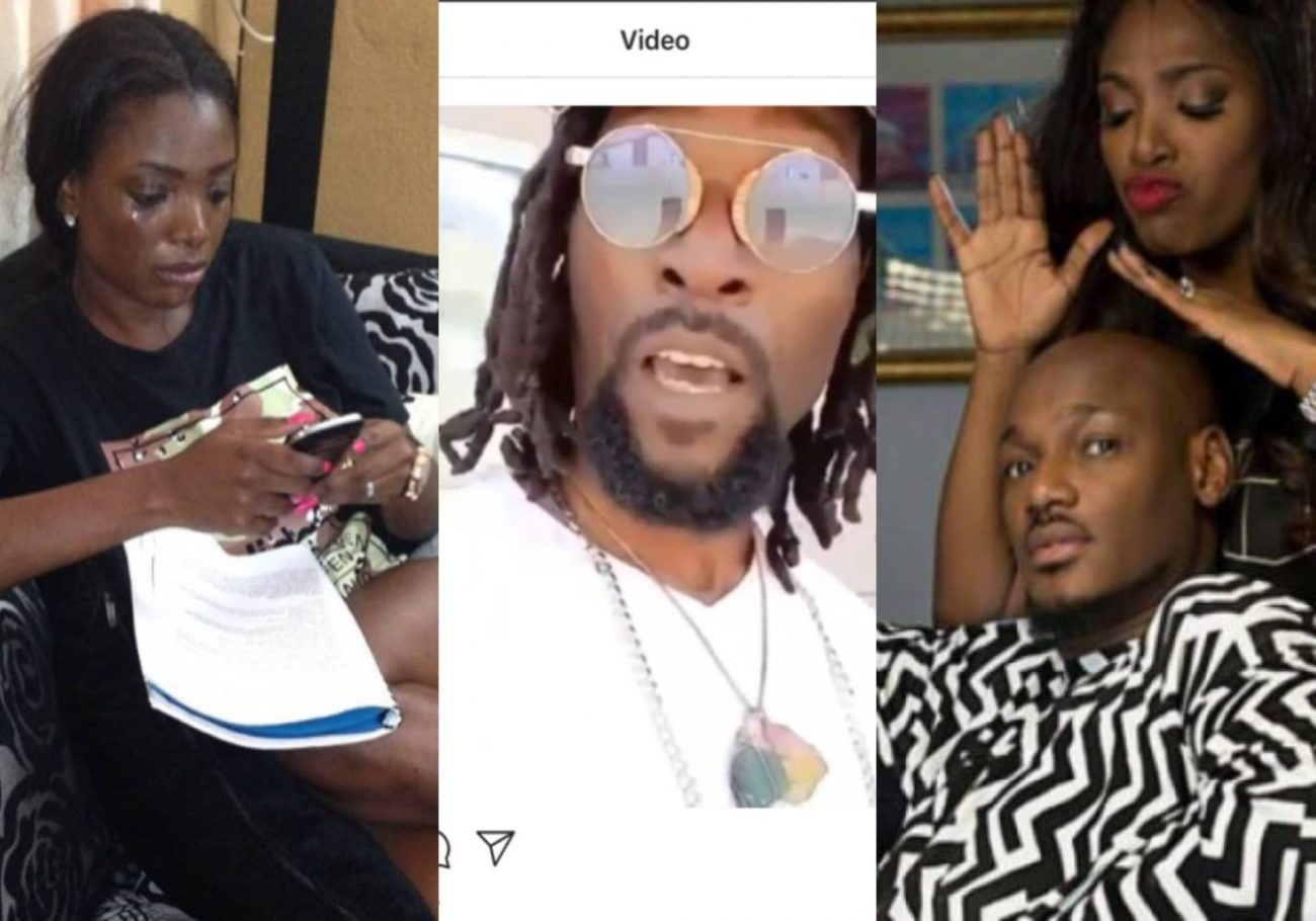'I disown her as my sister,' Annie Idibia's brother blows hot, joins everyone against her