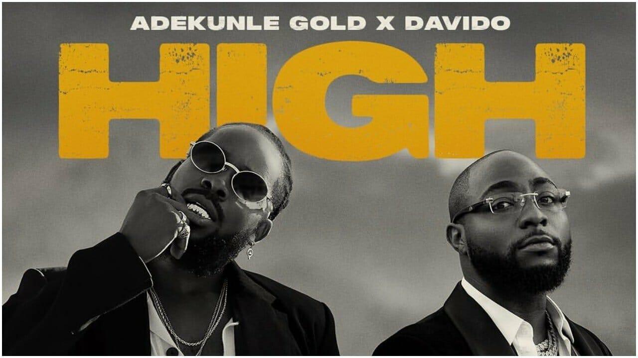 Adekunle Gold feat. Davido – High