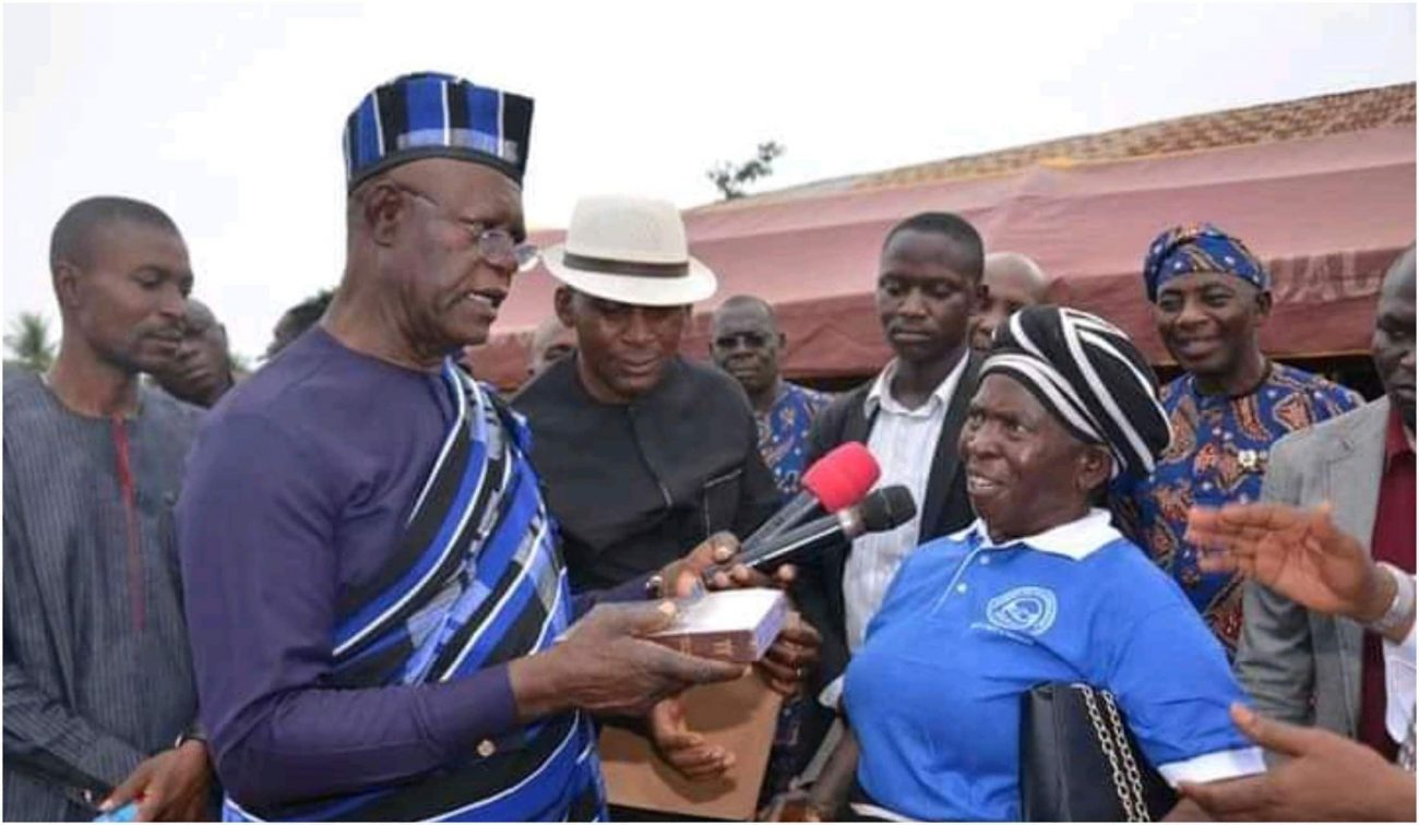 Benue Deputy Governor rescues Pastor's family
