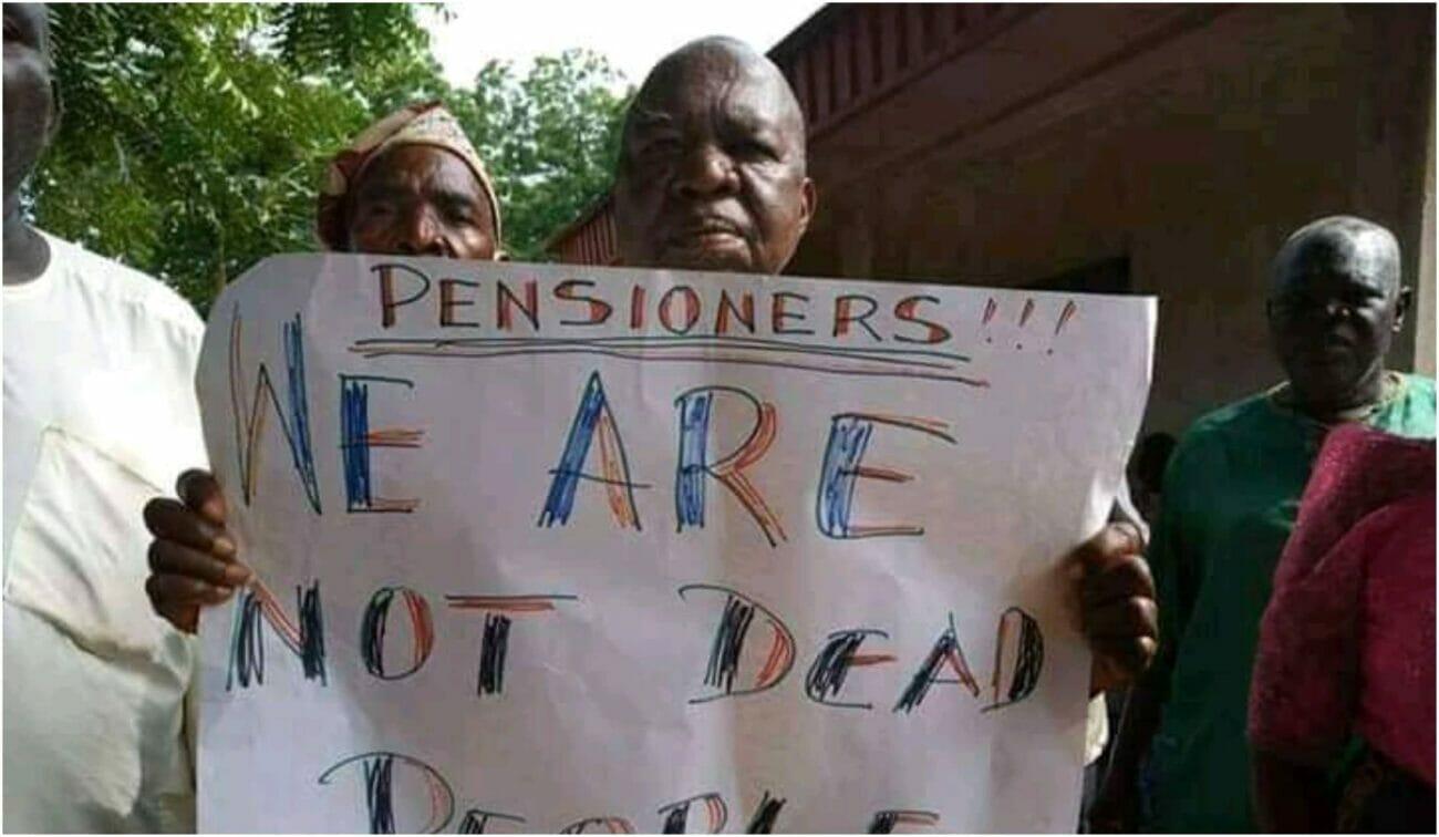 Benue pensioners Gov. Ortom