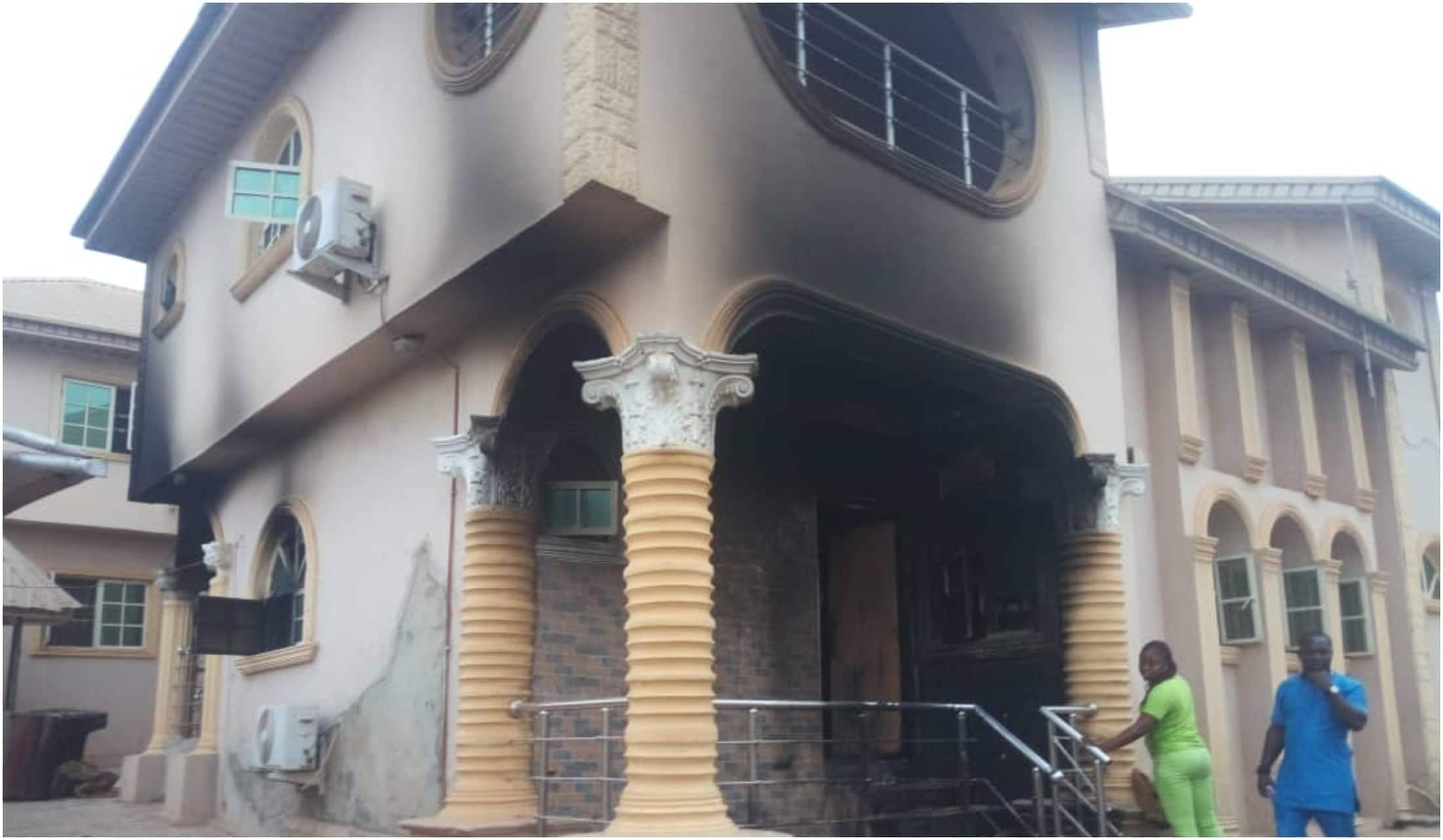 Court N20b damages DSS Iboho's House