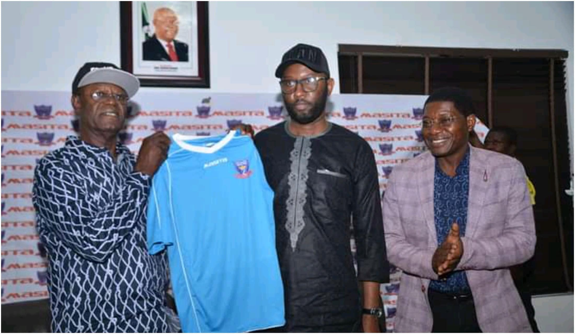 Dombraye appointed Lobi Stars FC coach
