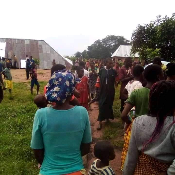 school building collapsed in Taraba