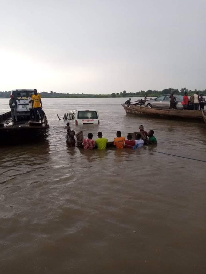 Benue boat mishap