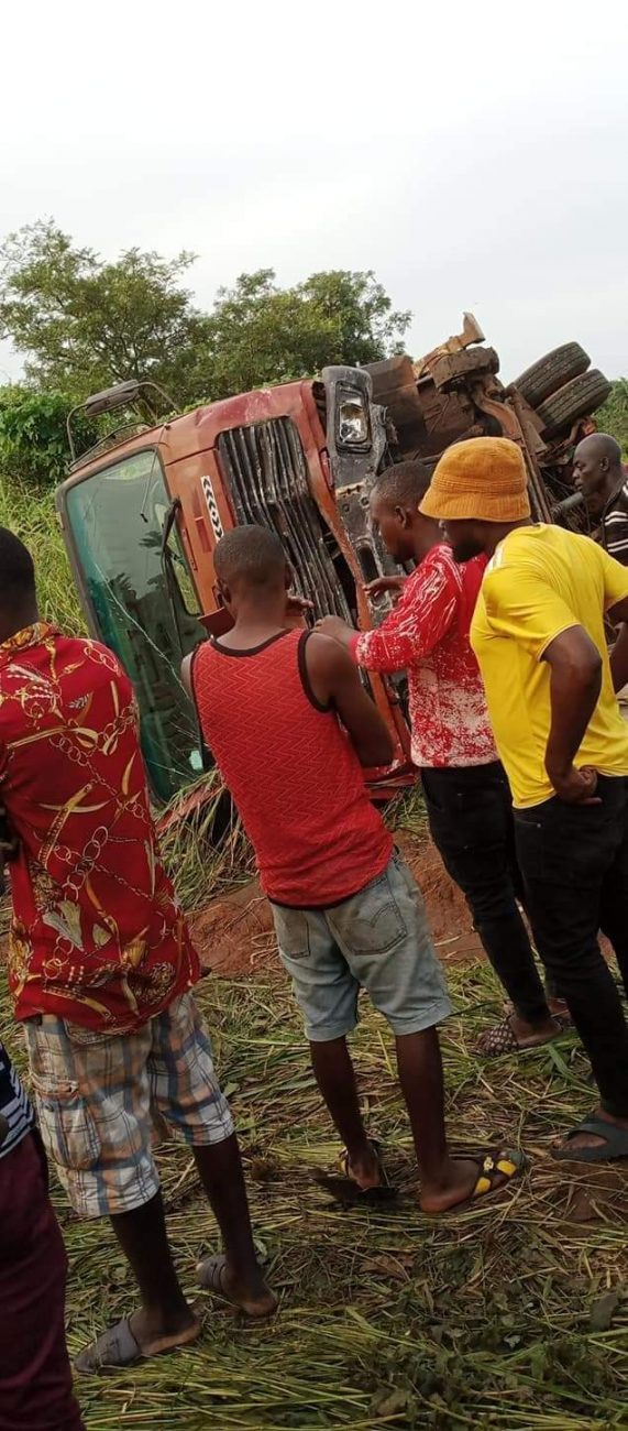 Six die in Benue fatal crash