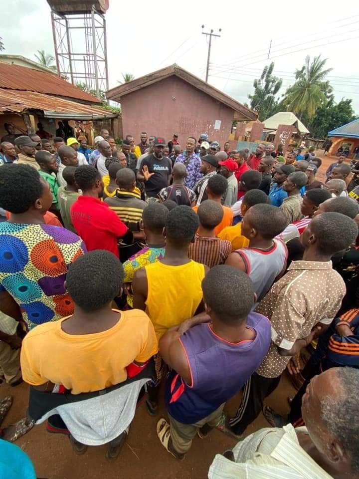 bandits take over Benue community