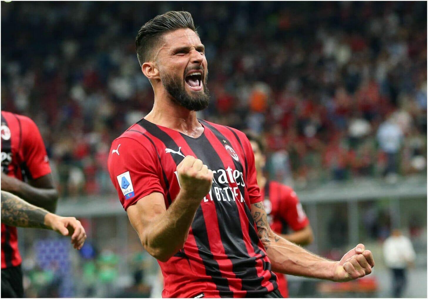 Giroud Milan