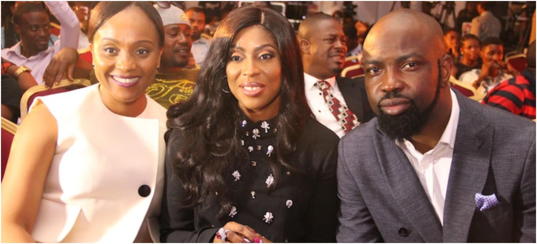 Ifeoma Williams, Mo Abudu, Audu Makoiri