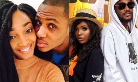 Ighalo's estranged wife and Annie