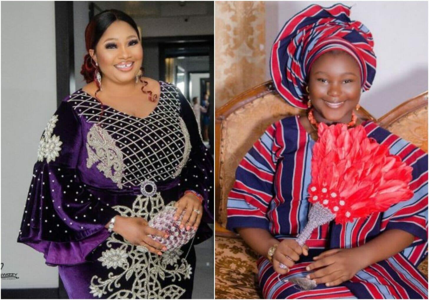 Jaiye Kuti celebrates daughter's birthday