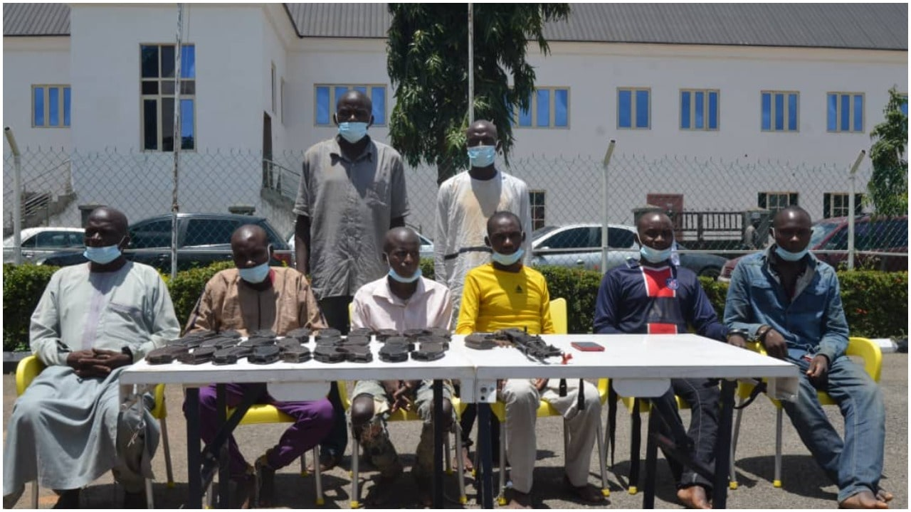 Kidnappers former Governor's father arrested