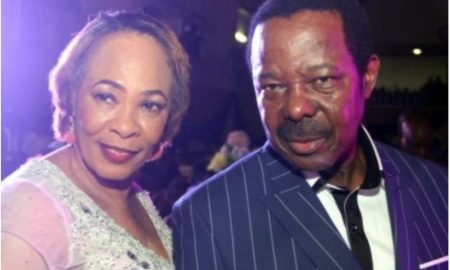 King Sunny Ade's wife