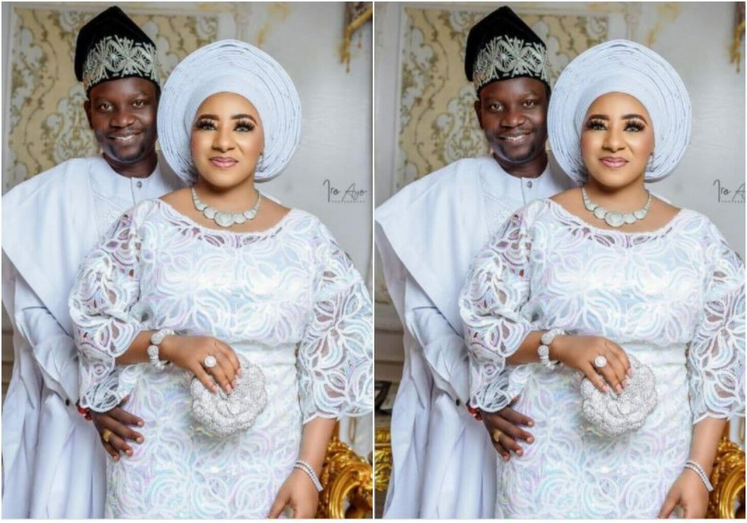 Mide Martins and husband celebrate 17th wedding anniversary